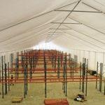 Namioty magazynowe alternatywą dla hal murowanych