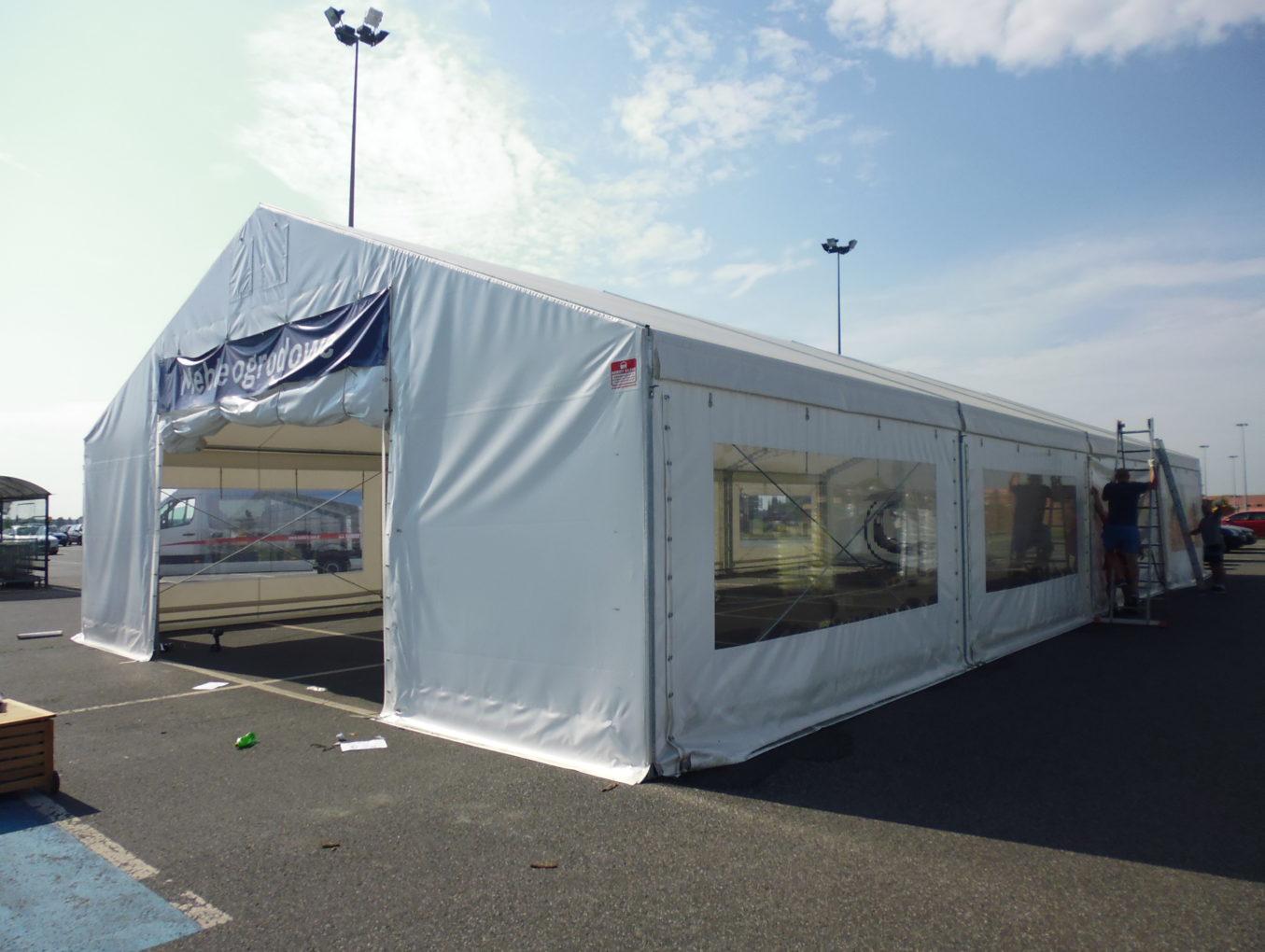 Dlaczego warto wypożyczyć namiot?